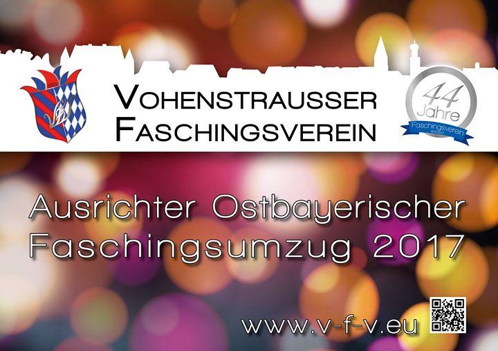 Vohenstraußer Faschingsverein e.V. cover