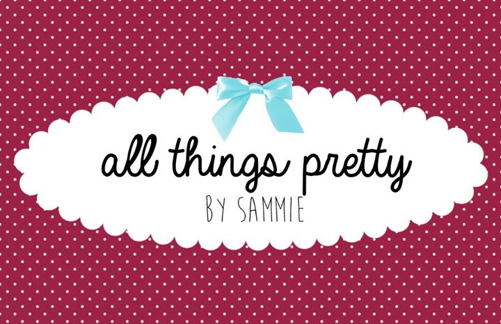 All Things Pretty cover