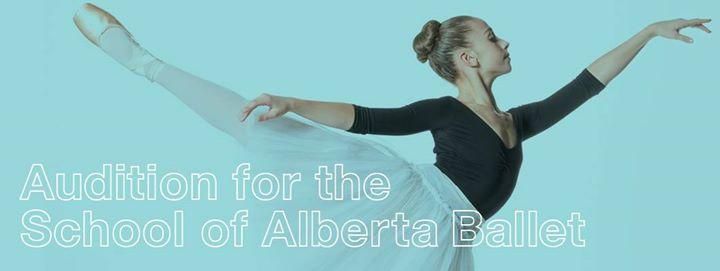School of Alberta Ballet cover
