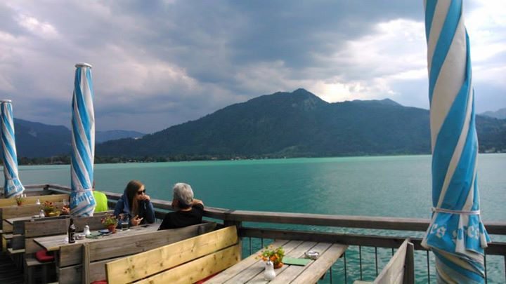 CafeBar Seehaus Tegernsee cover