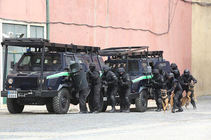 GIOE - Grupo de Intervenção de Operações Especiais da GNR - Pontinha ... 74cb0ae772d