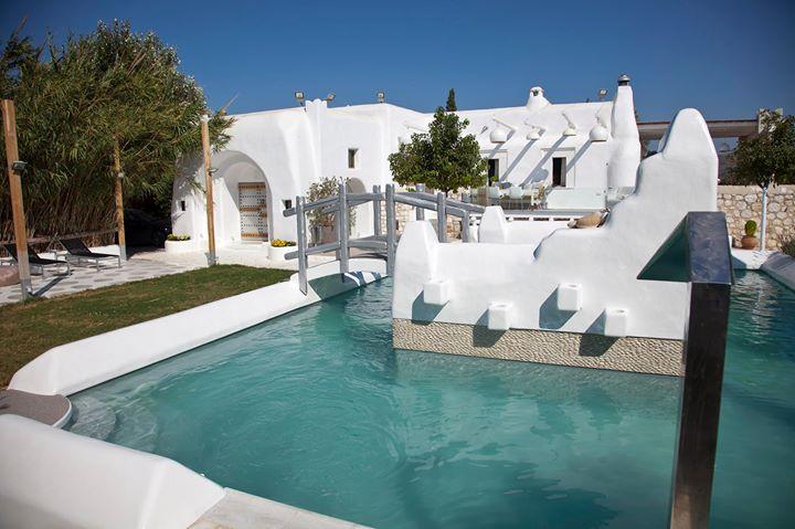 Archaion Kallos Estate - Naxos Private Villa cover