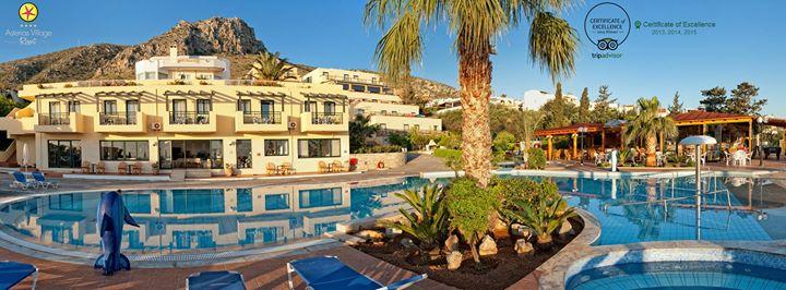 Asterias Village Resort cover