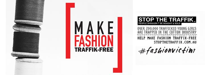 STOP THE TRAFFIK Australia cover