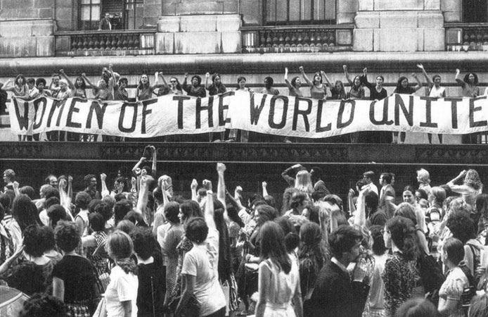 an analysis of the half a century before the feminist movement of the 1960s Second-wave feminism is a feminist movement of second-wave radical feminism of the 1960s and 1970s by century, anti-feminism was mainly.