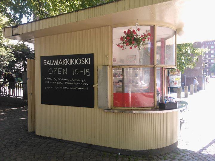 Salmiakkikioski cover