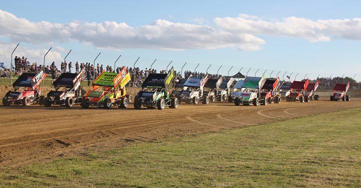 Harrisville Speedway Ohakea New Zealand cover