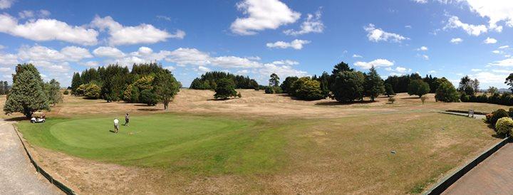 Maramarua Golf Club cover