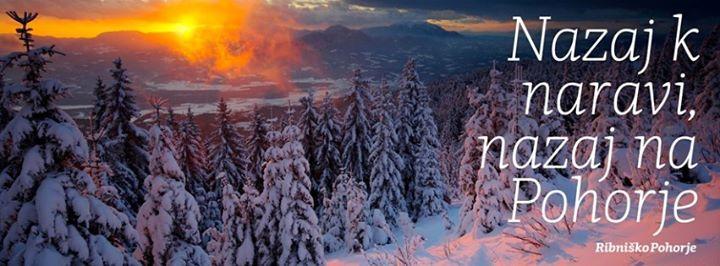 Ribniško Pohorje cover