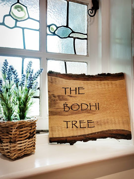 The Bodhi Tree cover