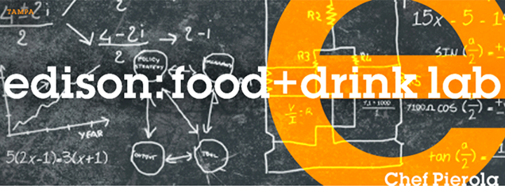 Edison: Food+Drink Lab cover