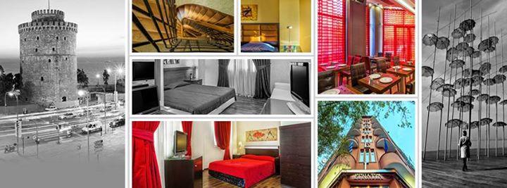 Egnatia Hotel cover