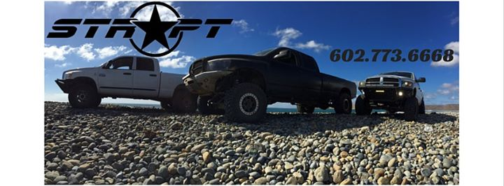 Strapt Performance Diesel & Off Road cover
