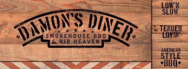 Damon's Diner cover