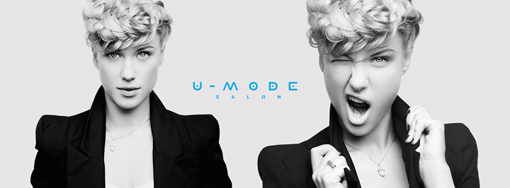 U-MODE SALON cover