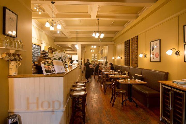 Hopgoods Restaurant cover