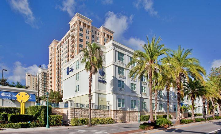 Hotel Indigo Sarasota cover