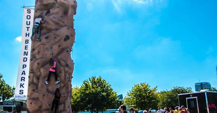South Bend Venues Parks & Arts cover