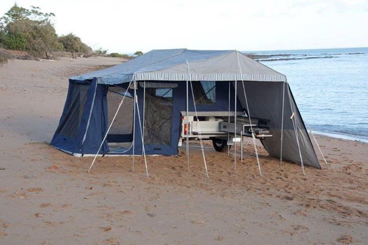 Adelaide & Hills Camper Hire cover