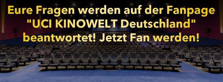 UCI KINOWELT Deutschland cover