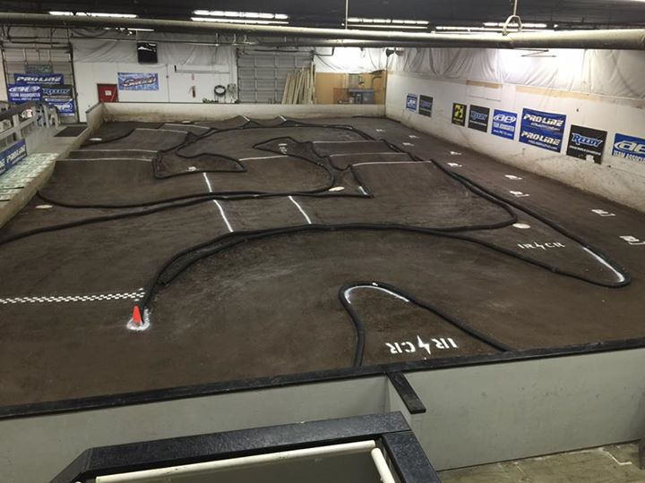Intermountain R/C Raceway cover