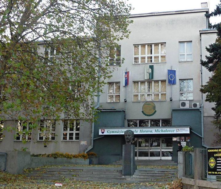GPH  (Gymnázium Pavla Horova v Michalovciach) cover