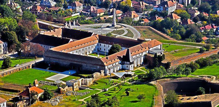 Hotel Medieval Alba Iulia cover