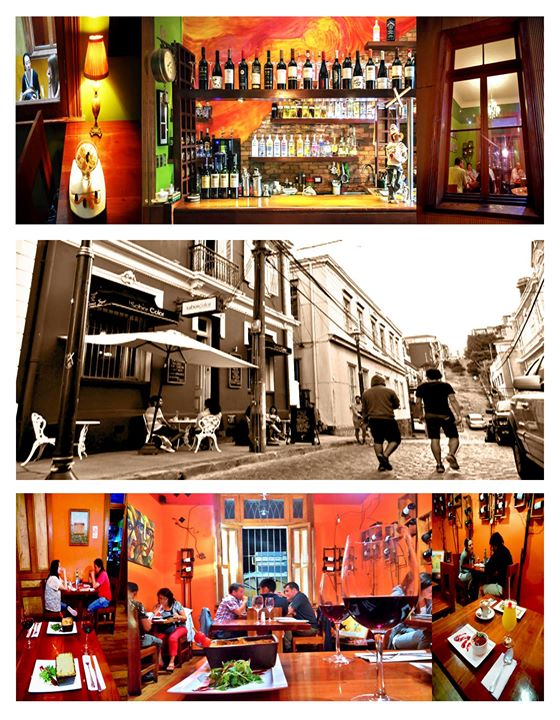 SaborColor Restaurant Bar cover