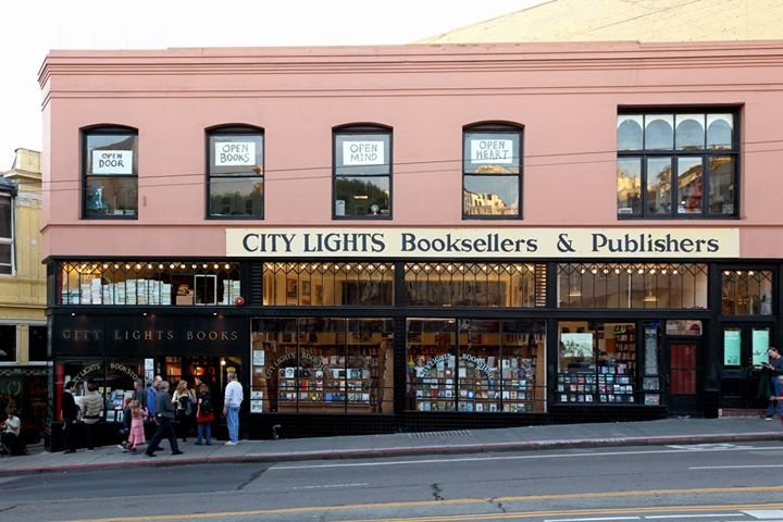 City Lights Booksellers & Publishers cover