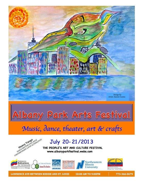 Albany Park Arts Festival cover
