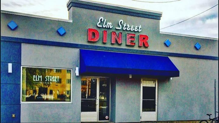 Elm Street Diner cover