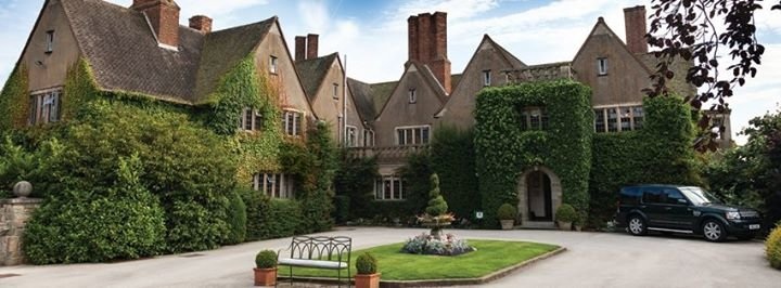 Mallory Court Country House Hotel & Spa cover