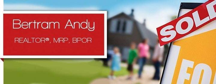 Bertram Andy, Realtor-Advantage Realty Group Inc. Sumter cover