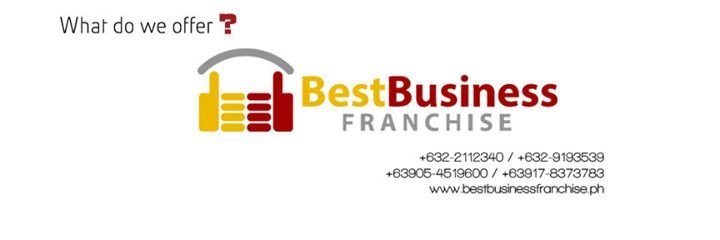 Bestbusinessfranchise cover