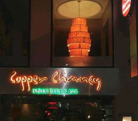 Copper Chimney Restaurant NYC cover