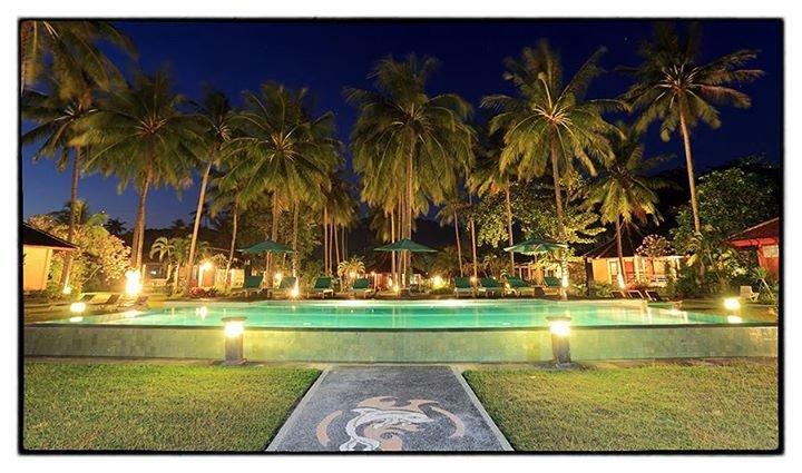 Mascot Beach Hotel Senggigi cover