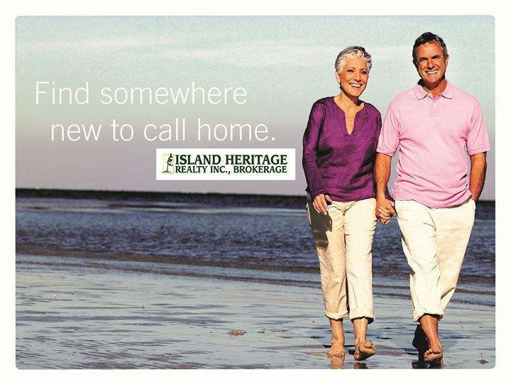 Rhonda Lee Axhorn, SRES, ABR, Sales Representative - Island Heritage Realty cover