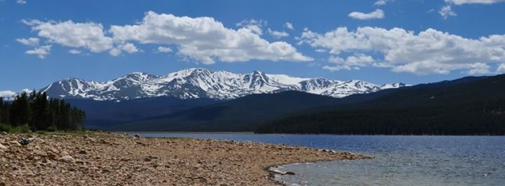 Leadville and Twin Lakes, Colorado cover