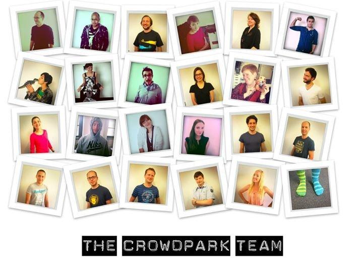 Crowdpark Games & Entertainment GmbH cover