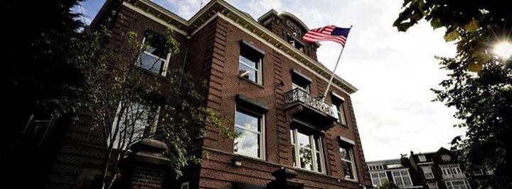 U.S. Consulate General, Amsterdam cover