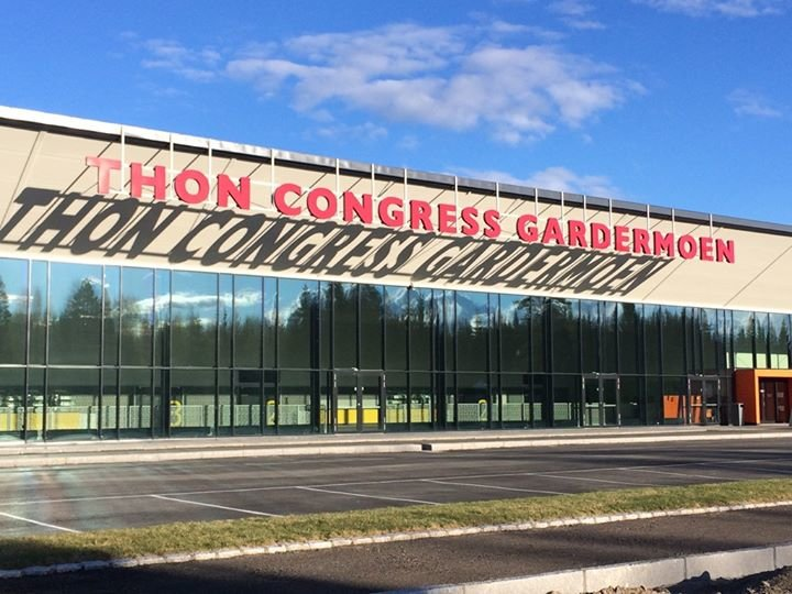 Thon Hotel Oslo Airport cover