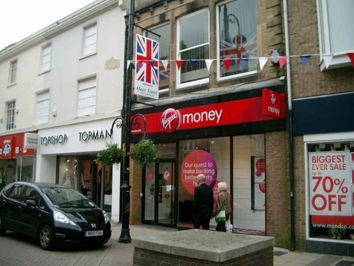 Virgin Money - Bishop Auckland cover