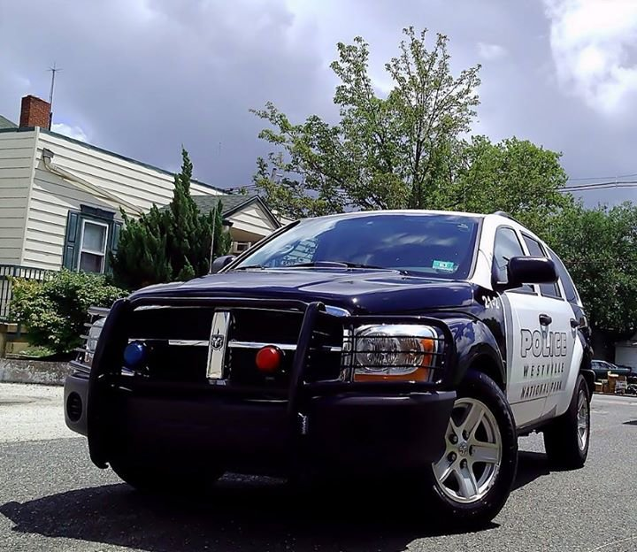 Westville Police Department cover