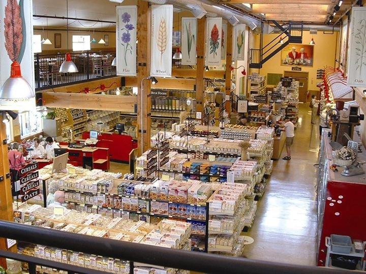 Whole Grain Store & Restaurant- Bob's Red Mill cover