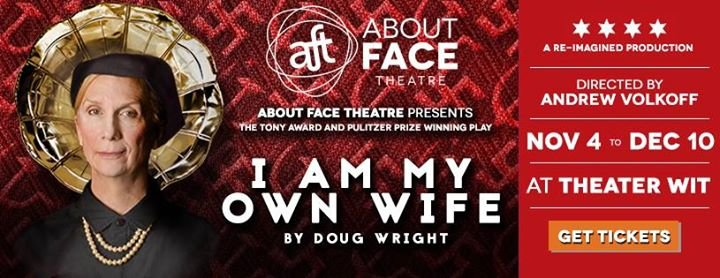 About Face Theatre cover