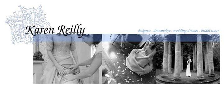 Karen Reilly Bridalwear cover