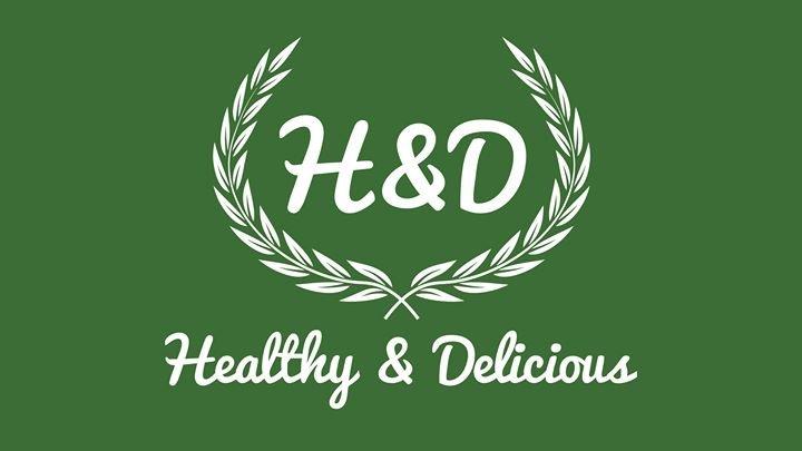 Healthy & Delicious cover