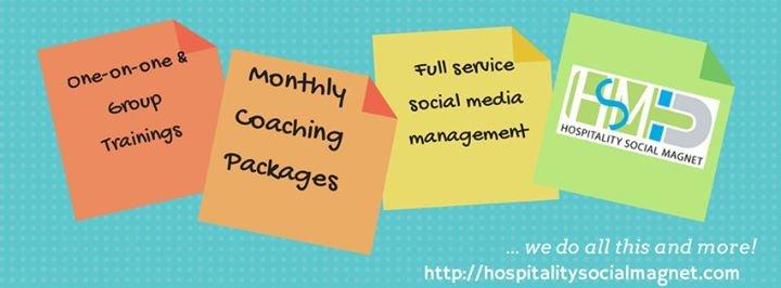 Hospitality Social Magnet, LLC. cover