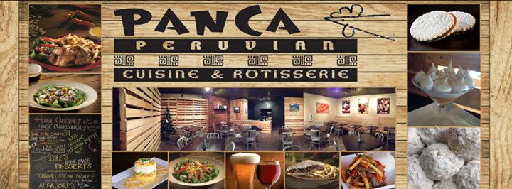 Panca Peruvian Rotisserie cover
