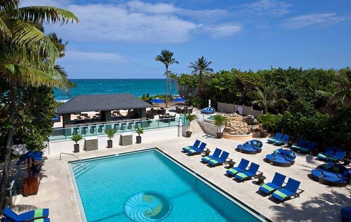 Jupiter Beach Resort & Spa cover